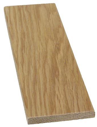 Höylätty tammi 9x68 mm lakattu