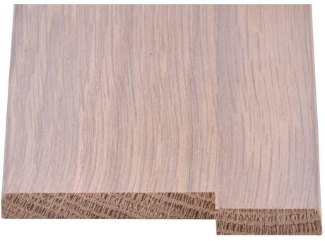 Höylätty tammi 9x92 mm valkolakattu