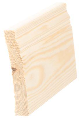 Peitelista koriste 21x120 mm Metsänkylä mänty puuvalmis