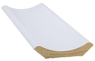 Kattolista 45x45x3300 mm valkoinen