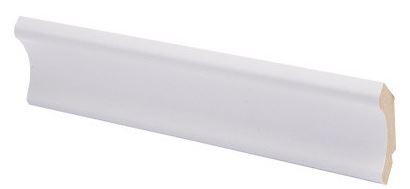 Kattolista MDF 30x30x2750 mm Smart valkoinen