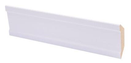 Kattolista MDF koriste 30x30x2750 mm City valkoinen