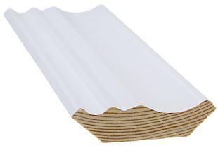 Kattolista koriste 45x45x3300 mm Harmony valkoinen