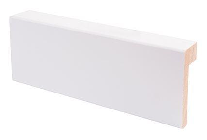 Reunalista 21x56/13x2700 mm Aava valkoinen