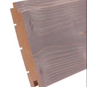 Sisustuspaneeli Aure 18x145x2370 mm STS/3 harjattu kelo