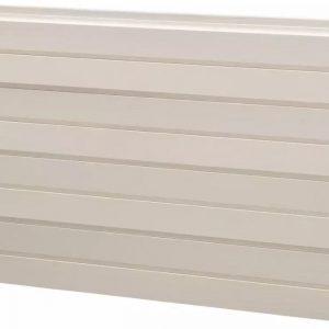 Sisustuspaneeli Siparila RAILO 13x95x2350 mm valkoinen valeura