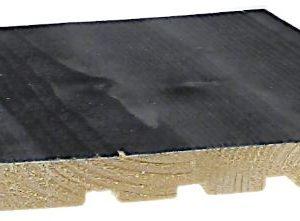 Sisustuspaneeli Siparila STRUKTUURI 15x176x2350 mm STS/6 musta