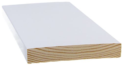 Smyygilista 15x120x2400 mm mänty valkoinen