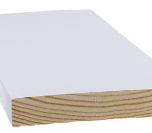 Smyygilista 15x95x2400 mm mänty valkoinen