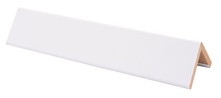 Taitelista Maler 4x30x30x2750 mm MDF Smart valkoinen
