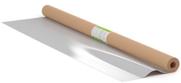 Alumiinipaperi 125 cm 30 m²/rll