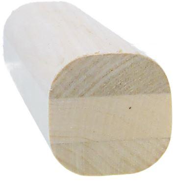 Haapa liimapuu 68x68x2400 mm SHP