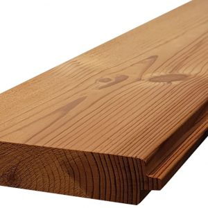 Lämpökäsitelty lattiapontti 26x140x2050 mm Lunawood
