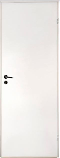 Laakaovi 10x21 valkoinen