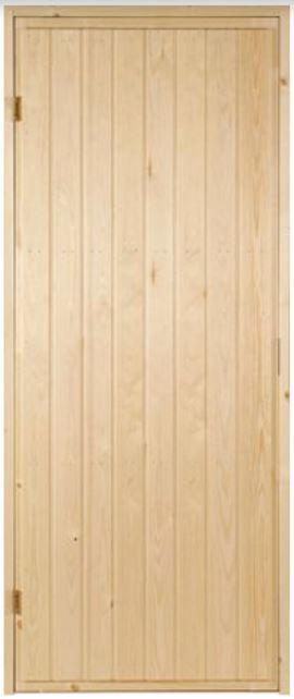 Saunanovi 8x19 paneloitu mänty mäntykarmi