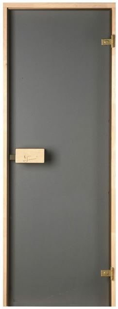 Saunanovi Classic 9x19 harmaalasi leppäkarmi