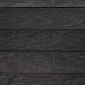 Siparila Haapa-saunapaneeli 15x120 mm STS/3 musta