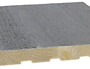 Sisustuspaneeli 15x176x2350 mm STS Struktuuri helmiäisharmaa 2-laatu