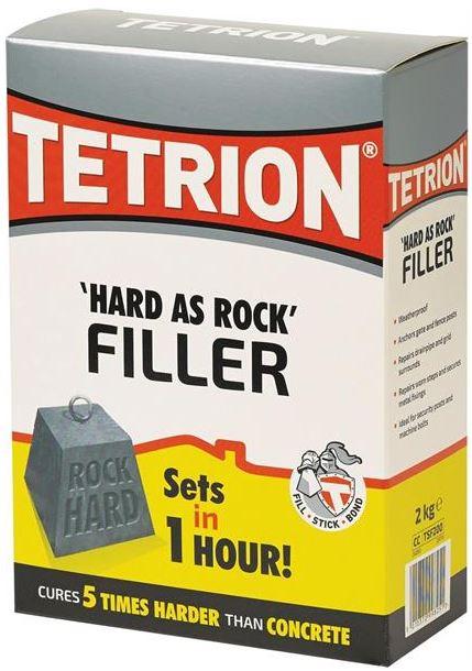 Tasoite Tetrion Hard as Rock 2kg