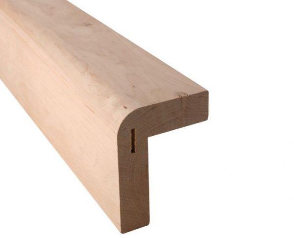 Tervaleppä etureunapuu 80x108 mm SHA