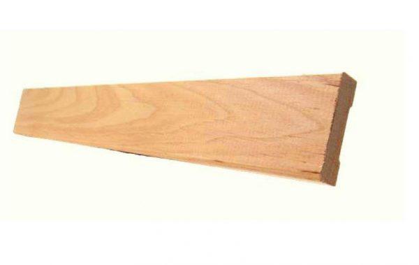 Tervaleppä peitelista 12x42 mm